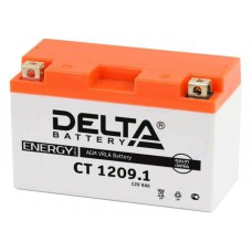 Аккумулятор Delta CT 1209.1 AGM (YT9B-BS)