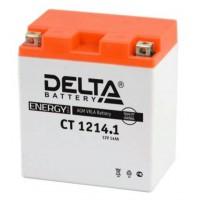 CT 1214.1 Delta Аккумуляторная батарея (YB14-BS, YTX14AH, YTX14AH-BS)