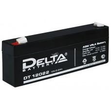 Аккумулятор DT 12022 Delta
