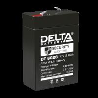 DT 6028 Delta Аккумуляторная батарея