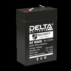 Аккумулятор DT 6028 Delta