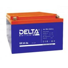 GX 12-24 Delta Аккумуляторная батарея