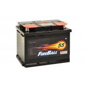 Аккумулятор FIRE BALL 6 СТ- 55 LR