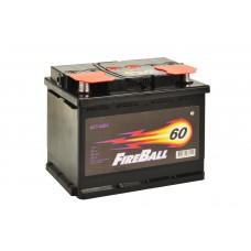Аккумулятор FIRE BALL 6СТ-60 LR