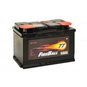 Аккумулятор FIRE BALL 6СТ-77 LR