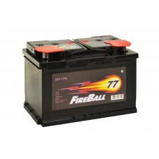 Аккумулятор FIRE BALL 6СТ-77 L