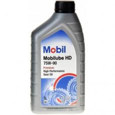 152662  Mobilube HD 75W90 транс.  син. (1л)