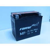 Аккумулятор (мото) FORSE MF 10 A/ч (YTX12-BS)