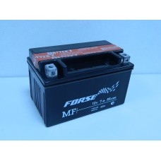 Аккумулятор (мото) FORSE MF 7 A/ч (YTX7A-BS)