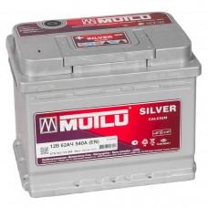 Аккумулятор MUTLU CALCIUM SILVER 62 А/ч обр