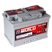 Аккумулятор MUTLU CALCIUM SILVER 66 А/ч