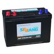 Аккумулятор SEBANG MARINE 95 р 27DCM-640