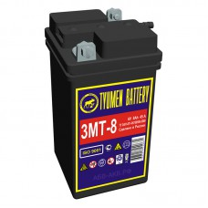 Мото аккумулятор Тюмень 3 МТ-8