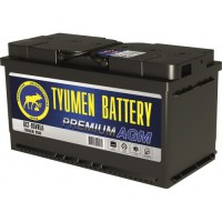 Аккумулятор Тюмень 6СТ-95 VRLA евро AGM