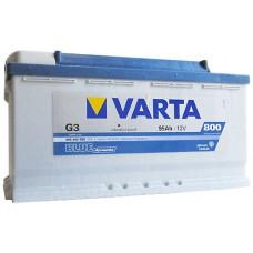 Аккумулятор VARTA Blue Dynamic 95 А/ч обр. 595402