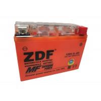 Аккумулятор ZDF 12N6.5L-BS 12V 7 a/h  GEL ORANGE