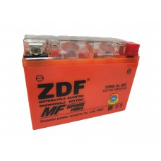 Аккумулятор ZDF 12N6.5L-BS 12V 7 a/h  GEL ORANGE
