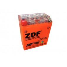 Аккумулятор ZDF YB12A-BS 12V 14 a/h GEL ORANGE
