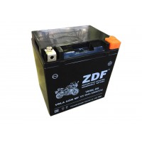 Аккумулятор ZDF YB30L-BS 12V 30 a/h  VRLA BLACK