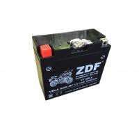 Аккумулятор ZDF YT12B-4 12V 12 a/h  VRLA BLACK