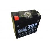 Аккумулятор ZDF YT14B-4 12V 14 a/h  VRLA BLACK