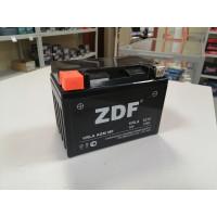 Аккумулятор ZDF YTZ14S 12V 11 a/h  VRLA BLACK