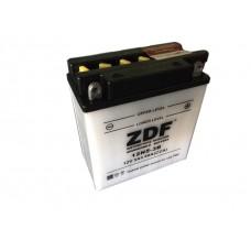 Аккумулятор ZDF 12B5-3B 12V 5 a/h  DRY CHARGET