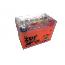Аккумулятор ZDF YTX4L-BS 12V 4 a/h  GEL ORANGE