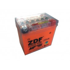 Аккумулятор ZDF YTX5L-BS 12V 5 a/h GEL ORANGE