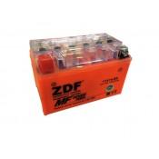 Аккумулятор ZDF YTX7A-BS 12V 7 a/h  GEL ORANGE