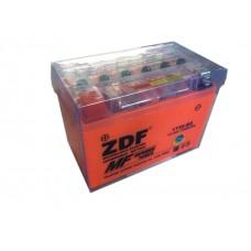 Аккумулятор ZDF YTX9-BS 12V 9 a/h GEL ORANGE