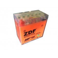 Аккумулятор ZDF 12N9-BS 12V 10 a/h GEL ORANGE