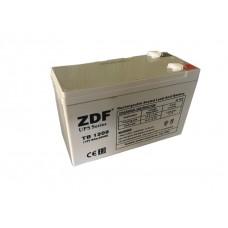 Аккумулятор тяговый ZDF DTM1209 AGM 12V 9 a/h