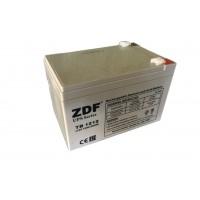 Аккумулятор тяговый ZDF DTM1212 AGM 12V 12 a/h