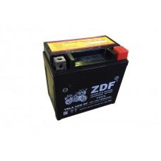 Аккумулятор ZDF YTZ7S 12V 7 a/h VRLA BLACK