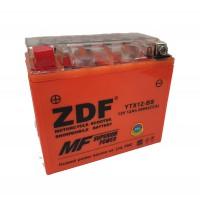 Аккумулятор ZDF YTX12-BS 12V 12 a/h  GEL ORANGE