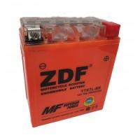 Аккумулятор ZDF YTX7L-BS 12V 7 a/h  GEL ORANGE
