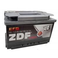 Аккумулятор ZDF EFB 74 YT