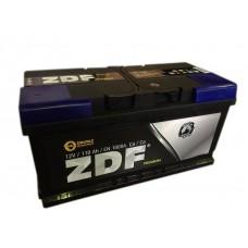 Аккумулятор ZDF 6СТ-110 Premium о/п (низкий)