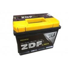 Аккумулятор ZDF 6СТ-55 Premium