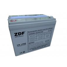 Аккумулятор тяговый ZDF DTM1285 AGM 12V 85 a/h
