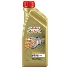 Масло  Castrol EDGE 0W40  FST  мот син  (1л)  15337В