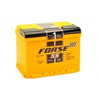 Аккумулятор FORSE  6СТ - 55 VLR
