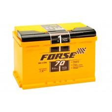 Аккумулятор FORSE 6СТ-70 VL