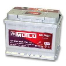 Аккумулятор MUTLU CALCIUM SILVER 55 А/ч обр.