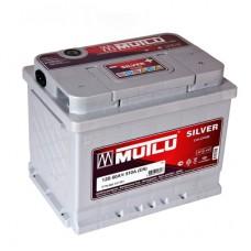 Аккумулятор MUTLU CALCIUM SILVER 60 А/ч обр.