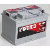 Аккумулятор MUTLU CALCIUM SILVER 75 А/ч