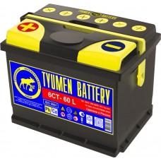 Аккумулятор Тюмень 6СТ-60 L STANDARD