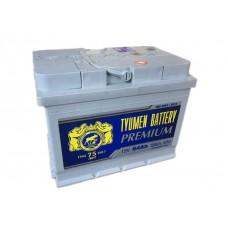 Аккумулятор Тюмень 6СТ-64 e PREMIUM