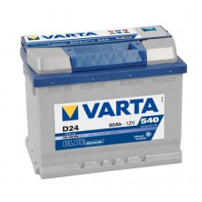Аккумулятор VARTA Blue Dynamic 60 А/ч обр. 560 408
